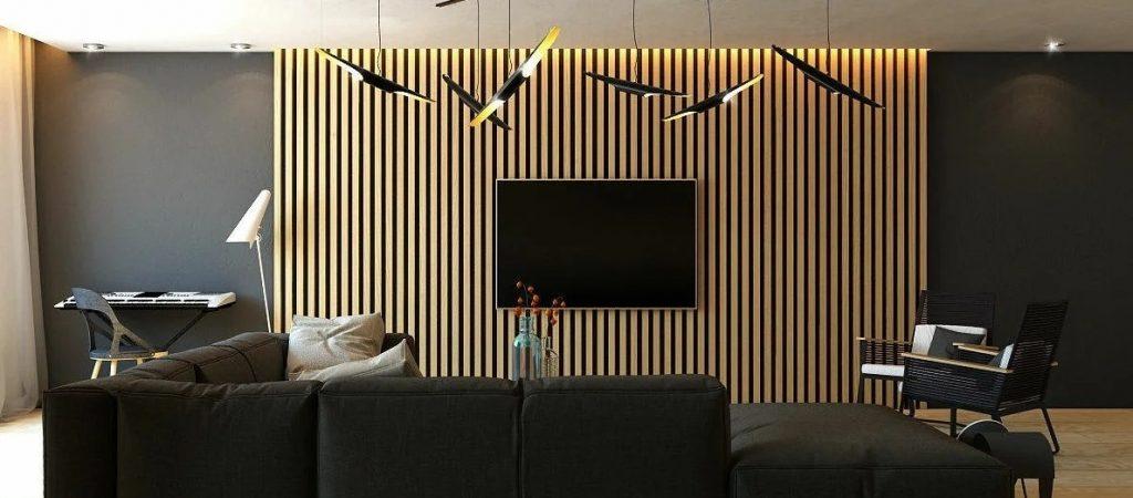Декоративная панель на стену
