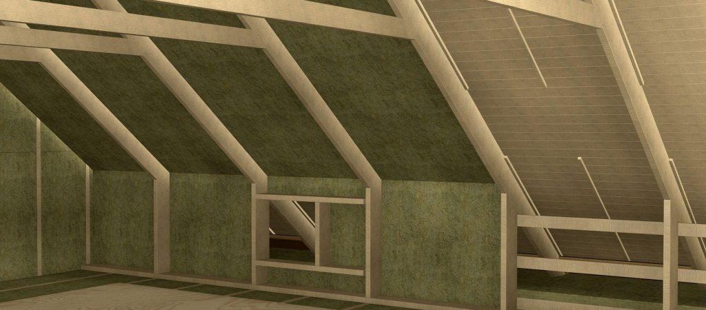 Чем лучше утеплить крышу частного дома