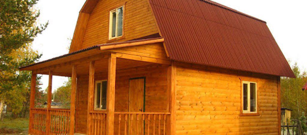 Строительство домов из бруса по современным технологиям